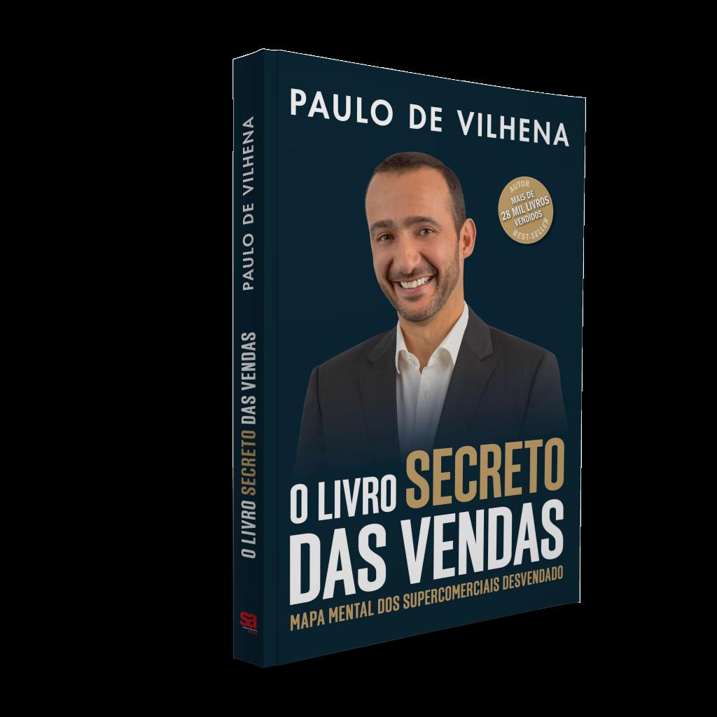 livro das vendas capa