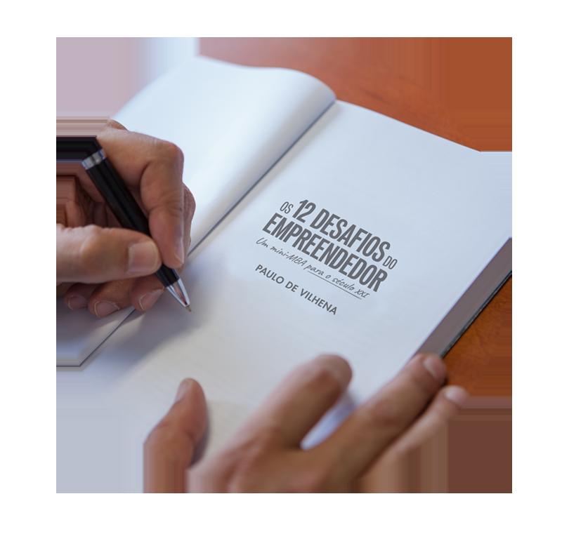 livro de gestão empresarial por dentro