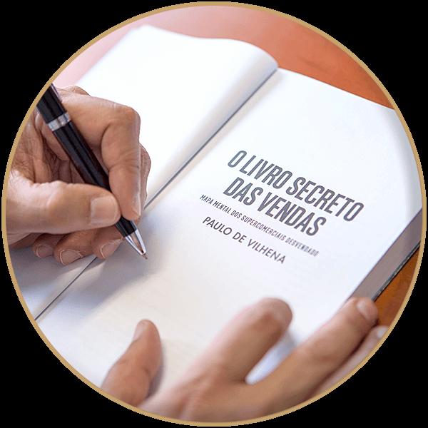 Assinatura Livro Secreto das Vendas