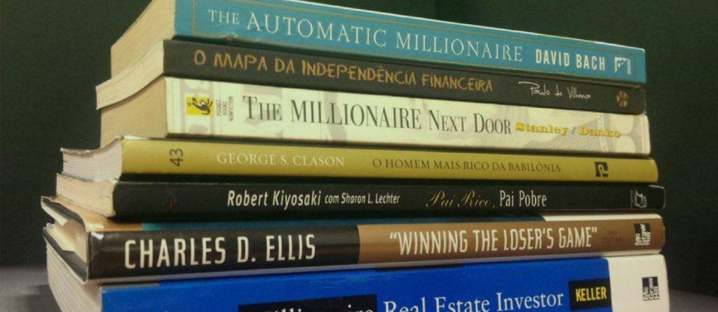 livros sobre independencia financeira