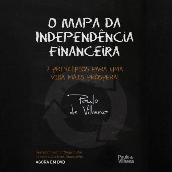 DVD Mapa da Independencia Financeira