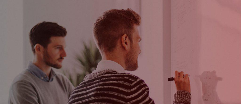 confiança na reunião de vendas