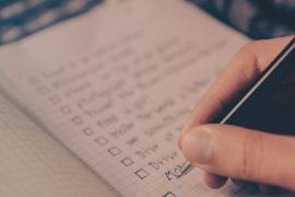 clareza, produtividade, planeamento