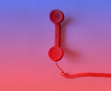 chamada telefónica