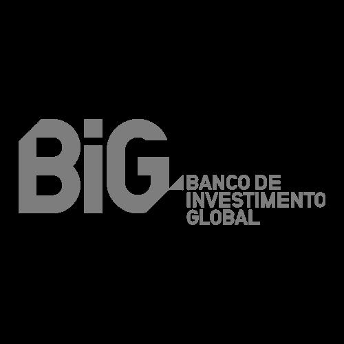 Cliente Banco BIG - Formação Empresarial