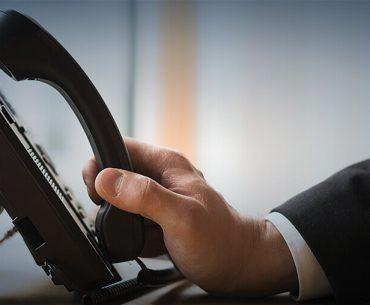 7 hábitos ao telefone - artigo João Gaspar da Paulode vilhena