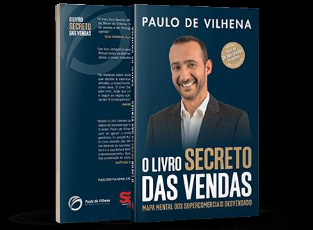 formação em vendas - livro secreto das vendas